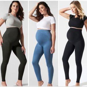 🌸BUNDLE of 3 BLANQI Maternity Leggings size XL